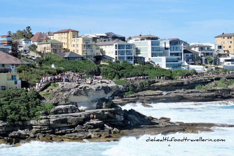 Kueste Tamarama Beach Sydney