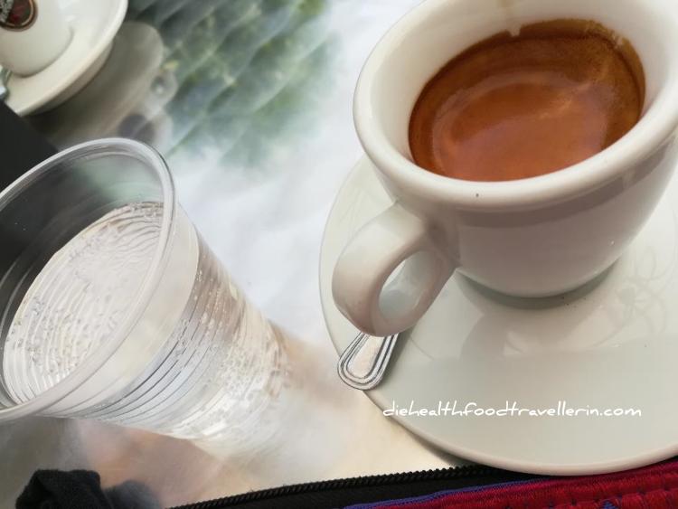 Coffee and water DEU