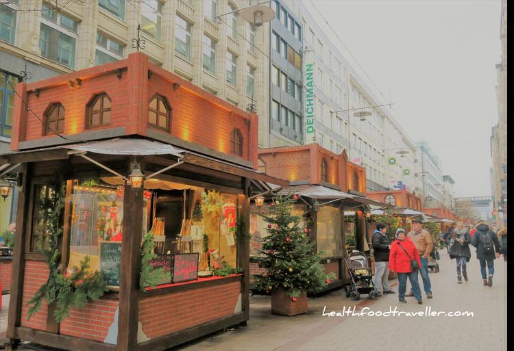 Spitalerstr Christmas Market