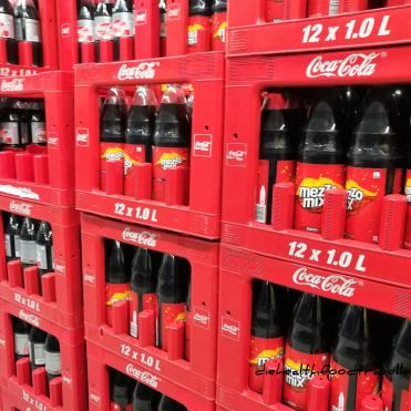 Coca Cola Flasschen