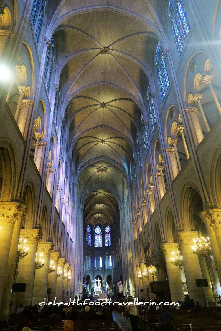 Notre Dame Kapelle innen