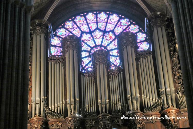 Notre Dame Kapelle Orgel