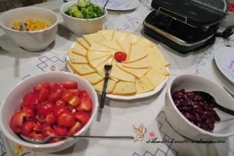 Raclette Beilagen Veggie