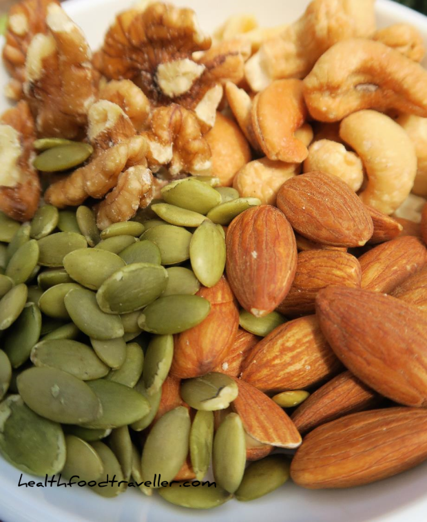 Protein Nuts and Seeds