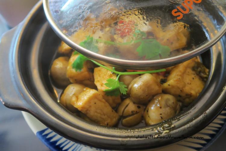 Tofu Eintopf