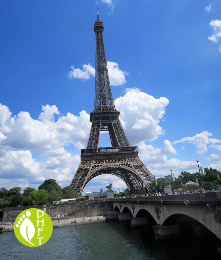 Paris Sehenswuerdigkeit Eiffel Turm