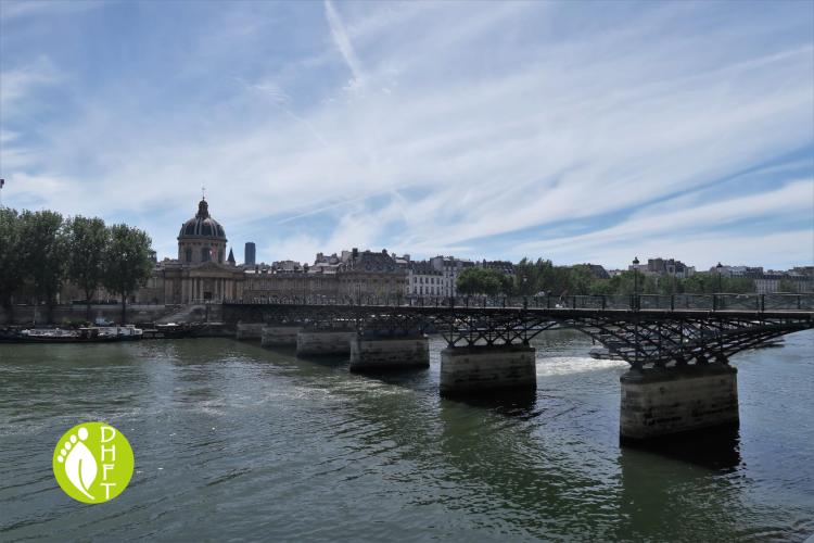 Paris Sehenswuerdigkeit Pont des Arts