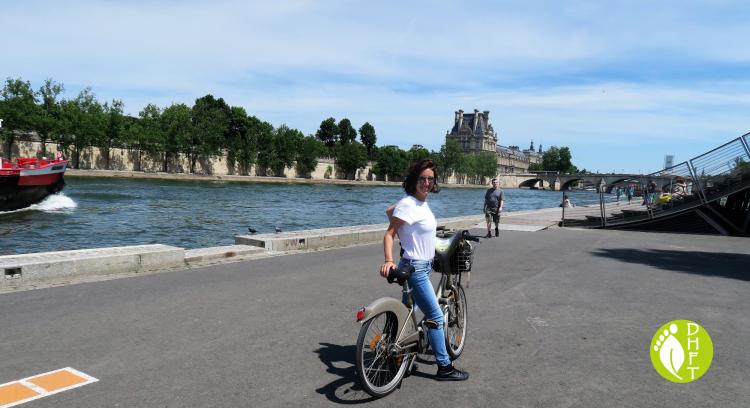 Paris Sehenswuerdigkeit Pont du Carrousel