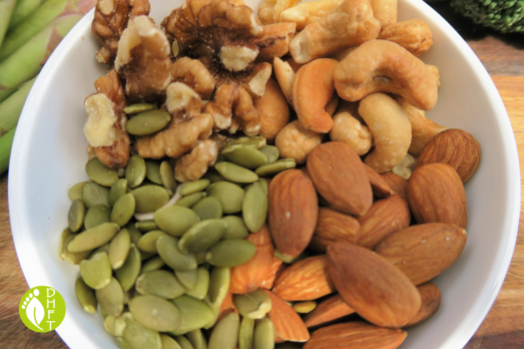 vegane und vegetarische Naehrstoffe Zink