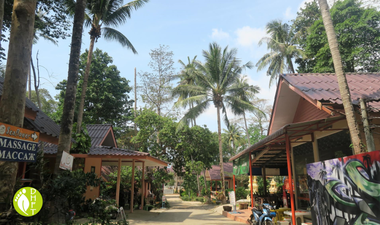 Koh Chang Sea Flower Resort Hotel Austattung
